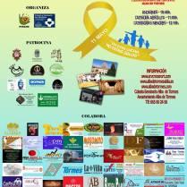 cartel_I_carrera_solidaria_y_paseo_saludable_por_el_cancer_infantil